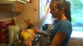 Готовлю ЛАПШУ с Курицей, Морепродуктами и Овощами/ Приветы/