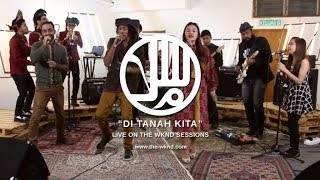 Salammusik | Di Tanah Kita (Live on The Wknd Sessions, #81)