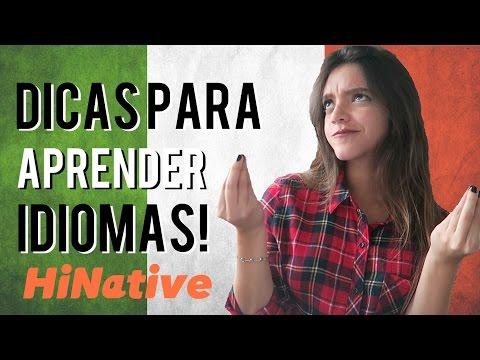 Como eu aprendi ITALIANO + dicas para aprender idiomas! - Débora Aladim