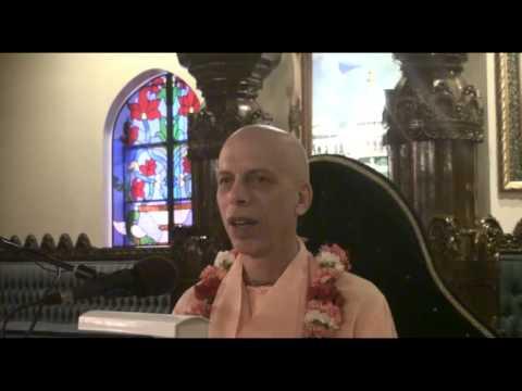 Lecture - Prahladananda Swami - SB 7.15.38-39