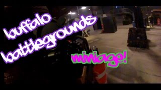 Buffalo battlegrounds | Miniage with Bronson