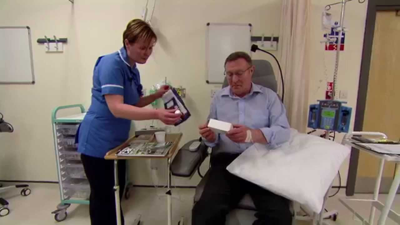 Chemotherapy for lung cancer - Roy Castle Lung Cancer Foundation