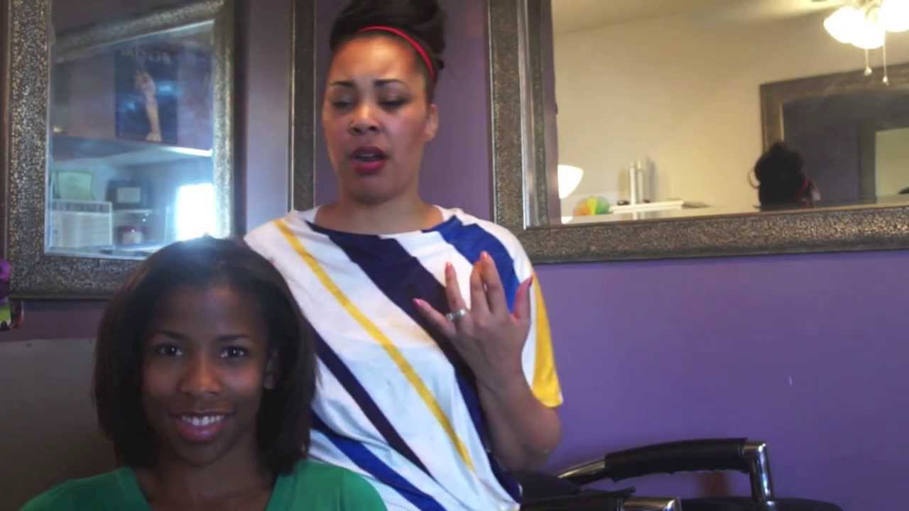 African American Natural Hairstyles Twist Out