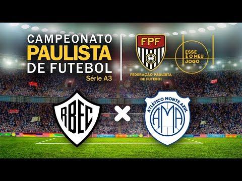 Rio Branco 2 x 0 Monte Azul - Campeonato Paulista de Futebol - Série A3