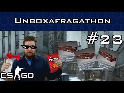 Unboxafragathon! MLG Souvenir Special