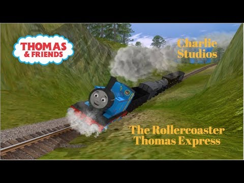 The Rollercoaster Thomas Express