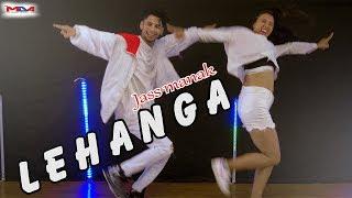 Lehanga : Jass Manak | The Movement Dance Academy
