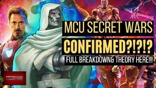 AVENGERS 5 IS SECRET WARS!! Why Iron Man & Cap WILL Return!!