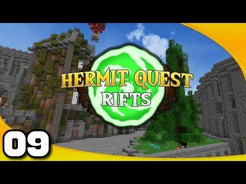 Hermit Quest: Rifts - Ep. 9: Rift Gate Showdown