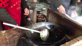 Китайская лапша вок. Как приготовить