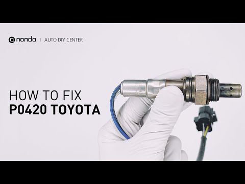 How to Fix TOYOTA P0420 Engine Code in 3 Minutes [3 DIY Methods / Only $4.97]