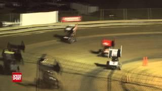 Highbanks Hustle Featured Highlight - SPEED SPORT Magazine Episode 6 Part 7 - MAVTV - Racing