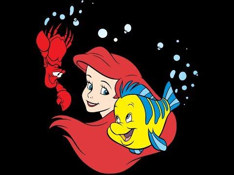 DIY Disney Ariel Little Mermaid  in Design Space for the Cricut Maker  Part II