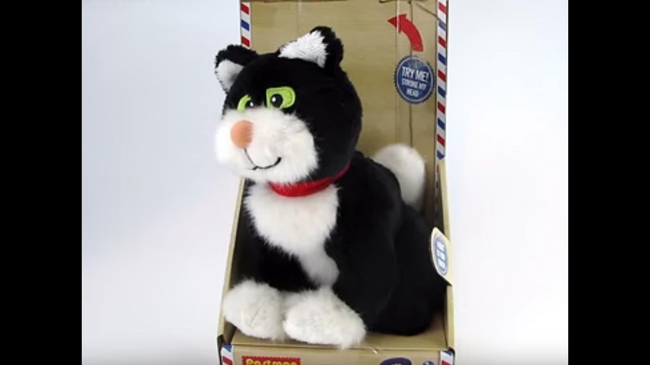 Jess The Cat Soft Toy