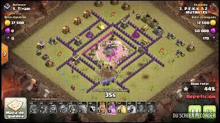 Guerra de clans 3 parte