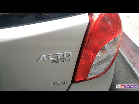 maruti alto 800 vxi model 2017 interior exterior walkaround and