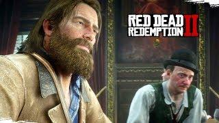 RED DEAD REDEMPTION 2 #27 - Como Ser Trouxa em Poucas Etapas! (Gameplay em Português PT-BR)