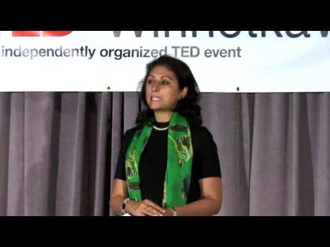 The personal and professional joy of networking | Raheela An