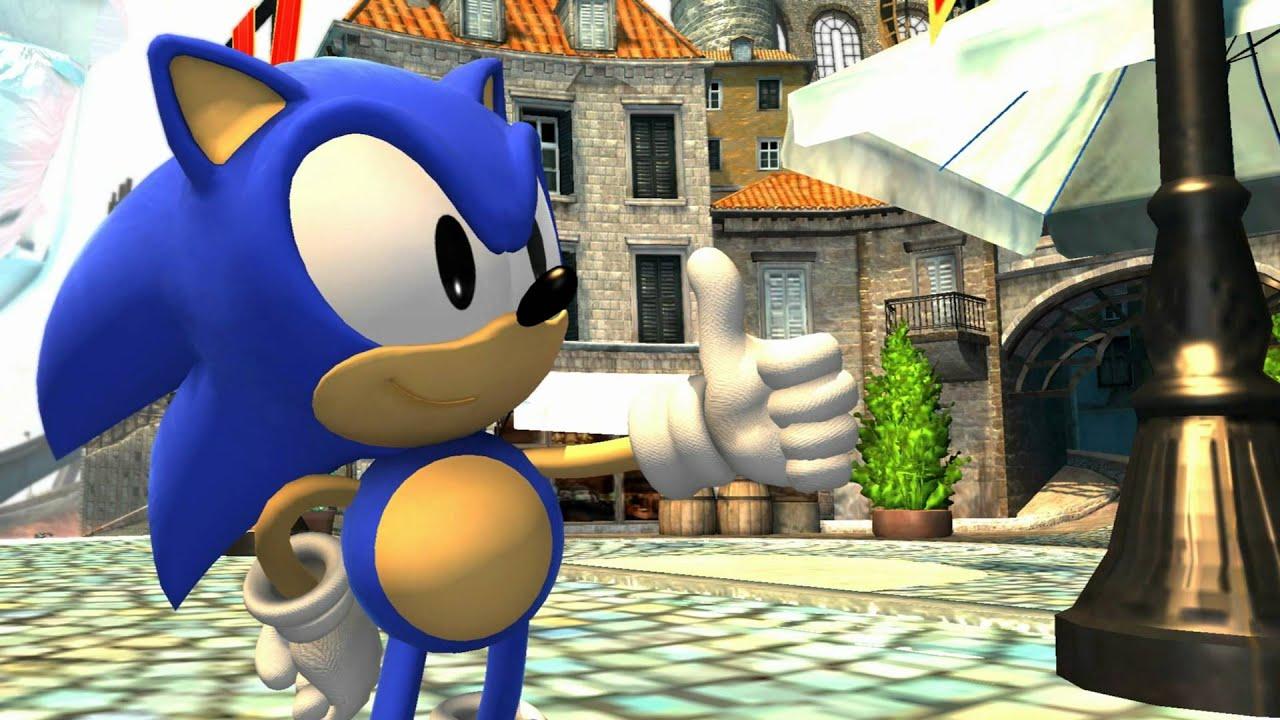 Sonic Generations Escenas En Español Youtube