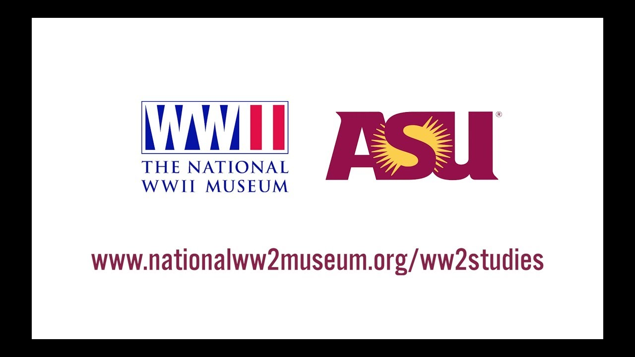 40c93d233ae61 Online Master's in World War II Studies | The National WWII Museum | New  Orleans