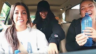 COLLEGE CLOTHES SHOPPING AT BRANDY + WHOLE FOODS FUN WITH NAT + LUISA!