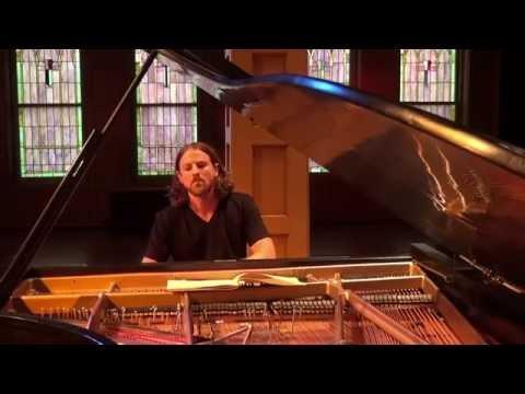 John Cage - Sonatas and Interludes (Jesse Myers, prepared piano)