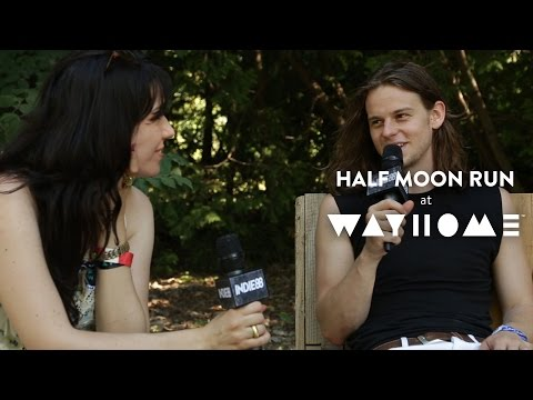 Half Moon Run at WayHome
