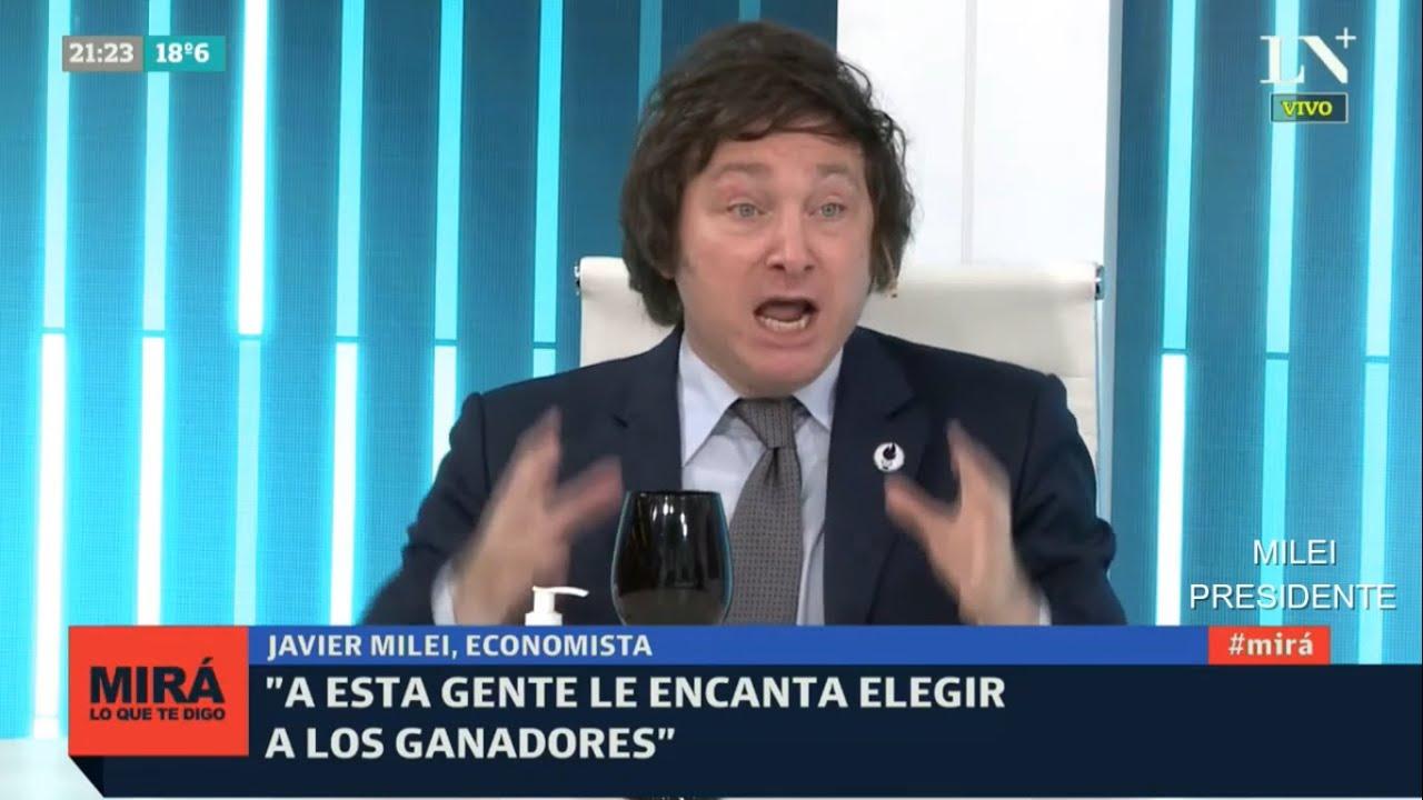 """""""Dólar a $181, esto es un infierno"""" Javier Milei con Luis Majul- 19/10/20"""