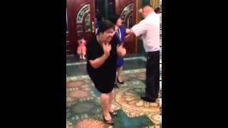 мария магдалена танец