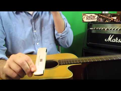 Best Cheap Acoustic Guitar Pickup - Woody SA3SC & AXL Acoustic Guitar Pickups Review