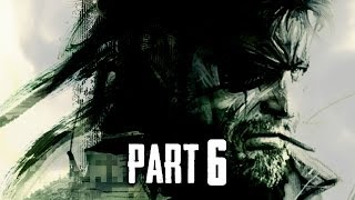 Metal Gear Solid 5 Ground Zeroes Gameplay Walkthrough Part 6 - Classified Intel (MGS5)