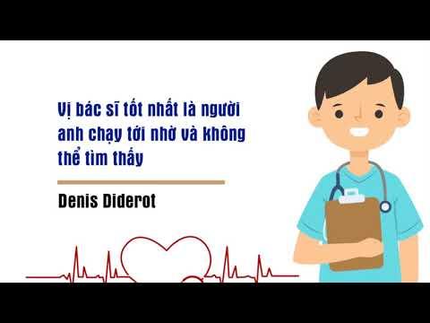 Những câu nói hay về nghề y