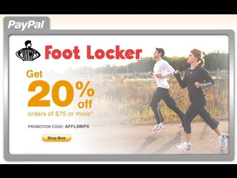 a721dc1a8c89 Lady Foot Locker Coupons - Coupon4Mom - YouTube