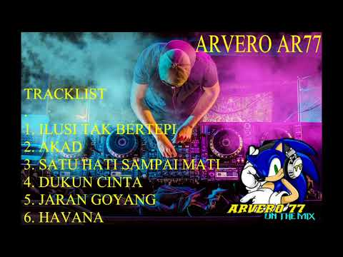 DJ REMIX ILUSI TAK BERTEPI VS AKAD NEW 2018