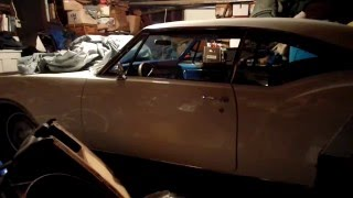 1967 Olds delta 88 cold start part 2