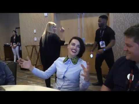 SDCC 2017: Comic Uno Supergirl Katie McGrath Interview