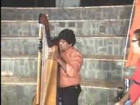 Gerardo Ortiz Harpa Paraguaia