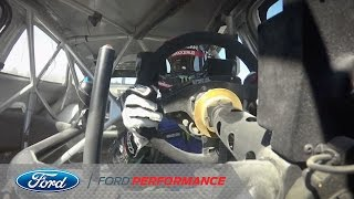 Designed for Performance: The Cockpit | Focus RS RX | Ford Performance