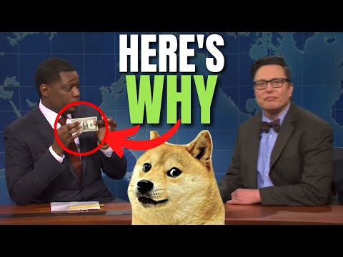 WHY DOGECOIN DUMPED After ELON MUSK'S SNL Appearance (Crypto News Today)