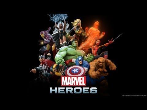 Marvel Heroes (Free MMORPG): Raft Walkthrough Video