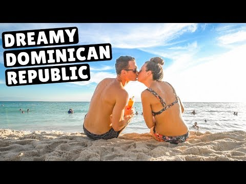 OUR 83rd COUNTRY | Dream Come True in the Dominican Republic😍