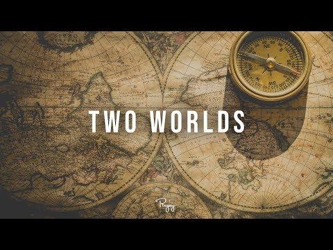 """Two Worlds"" - Storytelling Trap Beat | New Rap Hip Hop Instrumental 2019 | MAKDOUBLE #Instrumentals"