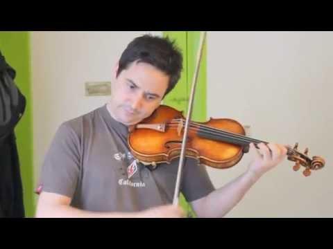 Saundcheck Violin Op 26v21