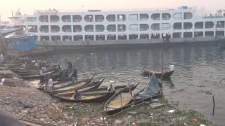 Top 5 Ship Launch  and Boat Beautiful Seen Dhaka Bangladesh RRRRRRR