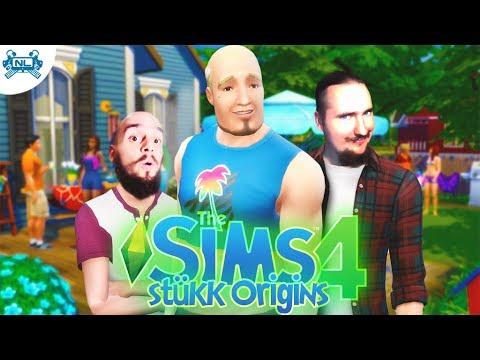 StüKk Origins│Sims 4 HUN Magyar