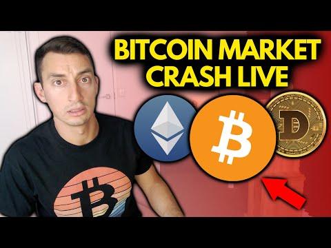 BITCOIN u0026 CRYPTO CRASHING | IS THE BULL MARKET OVER?