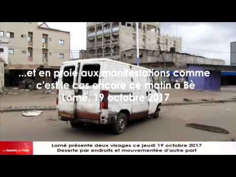 Lomé et ses réalités : Des quartiers en ébullition et d'autres complètement déserts