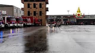Lutto per i Vigili del fuoco di Cagliari, è morto Pierpaolo Puddu