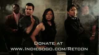 RETCON Indiegogo Video