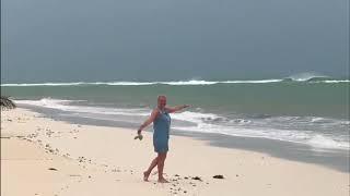 Ураган Мария Доминикана - русские живы !